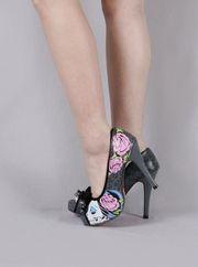 Iron Fist heels=LOVE