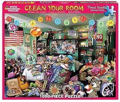 Cleaning Your Room