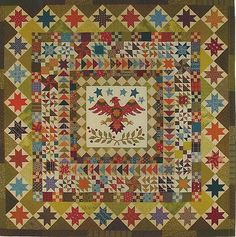 Medallion Sampler Quilt Pattern by Lori Smith from My Heart to Your Hands | eBay