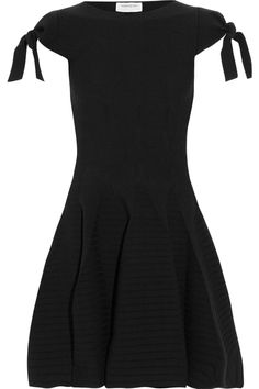 Yves Saint Laurent Stretch-jersey dress