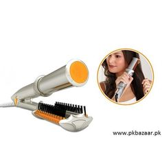 Hairstyler Pleasing Philips Hair Styler & Staitner Hp8698 Sale In Pakistan  Pkbazaar
