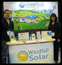 Windfall Solar is a project of Windfall Ecology Centre. A leader in renewable energy, energy efficiency, sustainable communities and solar energy systems and installation. Solar Panel Installation, Solar Panels, Ecology Center, Solar Energy System, Renewable Energy, Energy Efficiency, Ontario, Workshop, Free