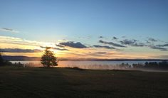 Sunrise over Lake Champlain - Lake Champlain Region, Adirondacks