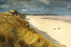 My favourite place in the world - Druridge Bay.