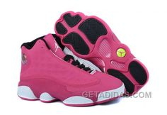 new concept 10ce6 783e5 Women NK Air JD 13 Retro Pink White Discount XjeJZ, Price   78.00 - Adidas  Shoes,Adidas Nmd,Superstar,Originals