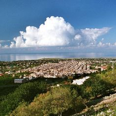 Buon #weekend a tutti finalmente è sabato! #cinisi #sicilia #panorama