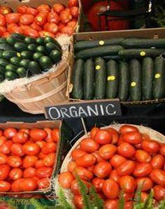 Organic farming information #greenerfieldstogether
