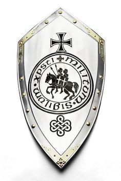 Templarios : Escudo Caballeros Templarios