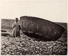 The Ming Tombs, Nanking, by John Thomson c.1874