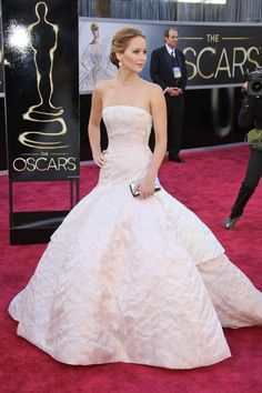 Oscar Fashion - Jennifer Lawrence
