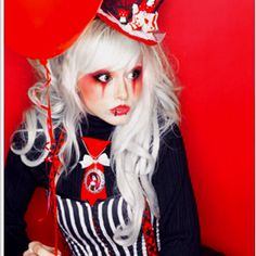 Gothic Circus..adorable!