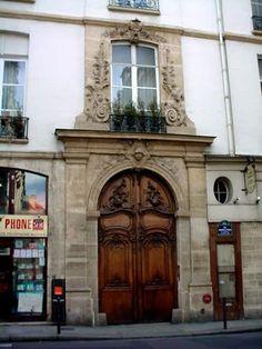 Porta e janelas - Paris