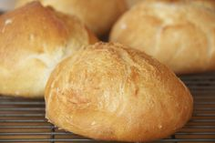 Homemade Sour Dough sans Bread Machine with Starter Recipe