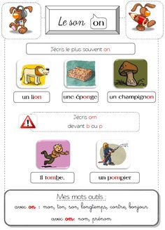 Cahier des sons - La classe de Lòrien French Teaching Resources, Teaching French, French Worksheets, Core French, Sons, Study, Learning French, French Tips, Index Cards