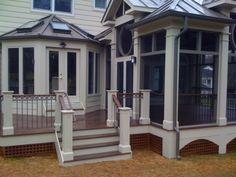 Porch - love the details!