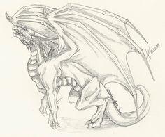 Dragon Drawing Wallpapers