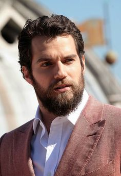 Henry Cavill News: Napoleon Solo Back In Rome: Ciao, Henry!