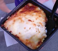 Baked Ravioli Recipe served at Food and Wine Festival at EPCOT at Disney World