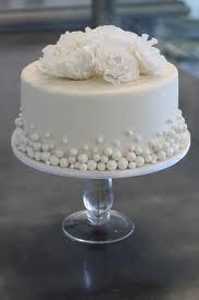 pearls cake - Google Search