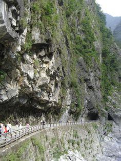 Taroko National Park....in Taiwan