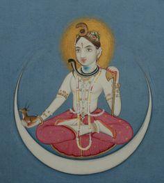Shiva och nika till england