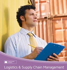 Agriculture Career: Logistics & Supply Chain Management