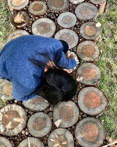Counting rings! . . . . . #treerings #naturelovers #outdoorlife #teentravel