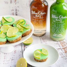 These Key Lime Pies are the best light and bright shots recipe. With a graham cracker crust and citrus taste these shots are perfect for any occassion! Just grab your Blue Chair Bay Vanilla Rum and Key Lime Rum Cream. #bluechairbay #BCBHappyHour #vanillarum #keylimerumcream Graham Cracker Crust, Graham Crackers, Key Lime Pie Shot, Key Lime Rum Cream, Vanilla Rum, Shot Recipes, Coconut Water, Fruit, Sweet
