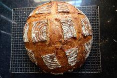 Cum se face maia naturală pentru pâine fără drojdie - rețeta de drojdie sălbatică | Savori Urbane Breakfast Recipes, Bread, Cookies, Food, Crack Crackers, Biscuits, Breads, Cookie Recipes, Bakeries