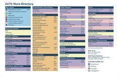 Gulf Coast Town Center Directory