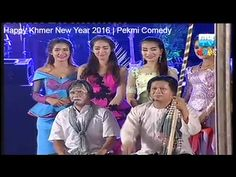Happy Khmer New Year 2016, Cambodian New Year Traditional Games, Mytv Pe...