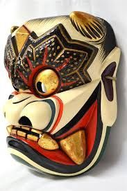 Image result for noh masks and meanings