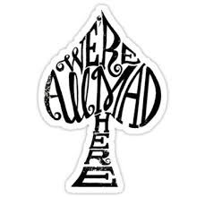 Image result for we are all mad here