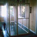 Repurpose a Walk-in Bird Aviary into an outdoor cat enclosure {DIY instructions}