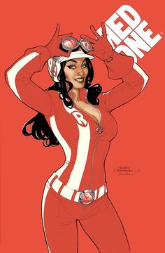 Comic Art by Terry Dodson