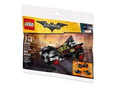 Lego – 30526 – The Batman Movie – Mini Ultimate Batmobile Batman Film, Lego Batman, Dc Comics, Batmobile, Deadpool Videos, Toys, Artwork, Movies, How To Train Your Dragon