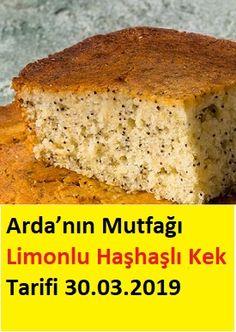 Tastier than all cupcakes: lemon Christmas cake – Pastry Orange Bundt Cake, Poppy Cake, Recipe 30, Holiday Cakes, Pastry Cake, Lemon Recipes, Cookie Recipes, Sweet Tooth, Food And Drink