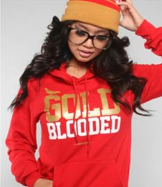 Adapt The Gold Blooded Hoody Dope Fashion, Fashion Killa, Urban Fashion, Womens Fashion, Teen Fashion, 49ers Outfit, Easy Yoga, Ted, Training Fitness