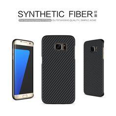 گارد محافظ کربنی Galaxy S7 Edge مارک نیلکین این گارد ساخته شده با استفاده از مواد فیبر کربن، پوشش سخت و کیفیت فرآوری شده بی نظیر، ترکیب شده با مواد حفاظتی محیط زیست درجه یک، سختی در کنار لطافت ، تماس لذت بخش ، فن آوری نظامی ترکیب شده با فرآیند ساخت بدنه تلفن که گوشی شما را به یک دستگاه مجهز و ضد گلوله شبیه می کند و در عین حال مثل فولاد محکم و مثل ابریشم لطیف است.