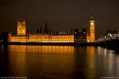 London: Parliament Houses by Pablo Olmeda, via Flickr