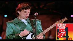 Mick Jagger on Google+