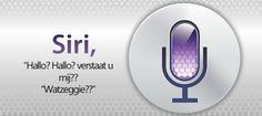 Stel 30 grappige vragen aan de Nederlandse Siri