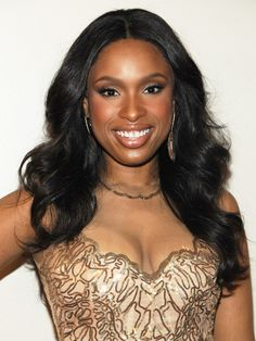 Jennifer Hudson layered haircut