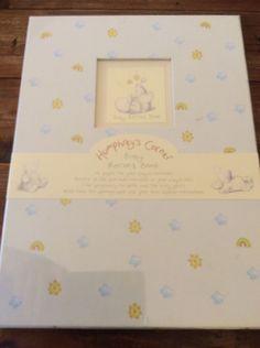 Humphrey s Corner Baby Record Book Album Boy Girl Unisex Brand New In Pack