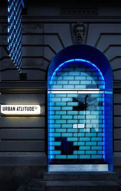 Urban Attitude in Melbourne