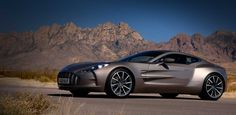"If you ""have to ask"" the price of the Aston Martin One-77, forget it... but boy, is this pretty design"