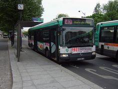 porte d'Italie ligne 47 Ligne Bus, Busse, Paris, Europe, Italy, France, Montmartre Paris, Paris France