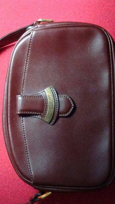 Sac en cuir Courreges - 50 % Beautiful Bags, Saddle Bags, Etsy, Unique Jewelry