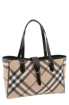Burberry Diaper Bag Tote (Infant) available at #Nordstrom