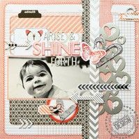 A Project by GooPea from our Scrapbooking Gallery originally submitted 05/16/13 at 09:46 PM